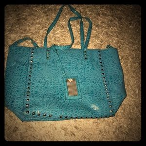 Beautiful Blue tote by Nine West